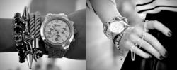relogios com pulseiras